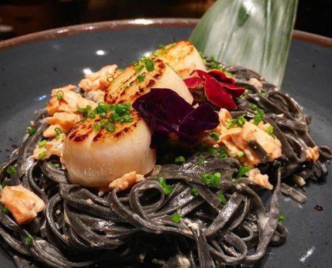 Black Noodles